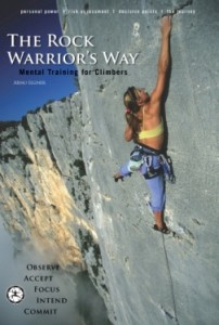 The Rock Warrior's Way - book