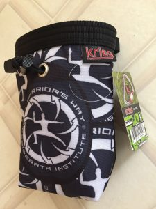 Read more about the article Ninja Chalk Bag