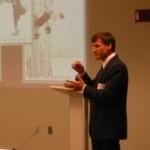 Arno presenting