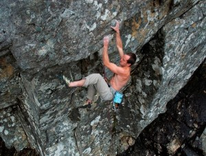 Dave MacLeod on Echo Wall