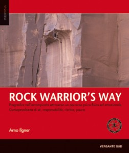 Italian Translation of The Rock Warrior's Way