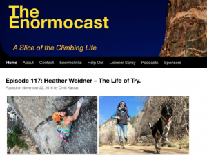 Enormocast with Heather Weidner