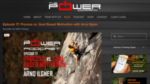 Power Company Climbing Podcast
