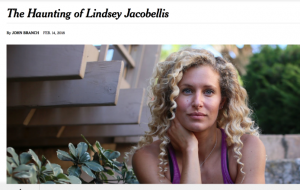 Lindsey Jacobellis_Reality Beats Positive Thinking