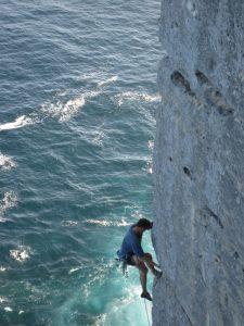"""Votre état d'esprit """"soit/ou""""… une technique pour vous aider à mieux grimper ?"""