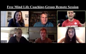 Free Mind Life Coaching – Group – May 11 – June 1 |8pm CT